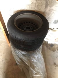 All season tires  [PHONE NUMBER HIDDEN] H Mississauga, L5J