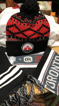 2016 Grey Cup Toque and Scarf by Adidas Hamilton, L8B 2Z7