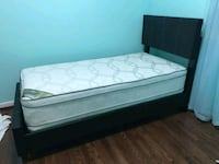 Brand New Twin Size Platform Bed +Mattress  Silver Spring, 20902