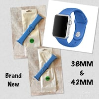Royal Blue 38MM & 42MM Band for Apple Watch  South Jordan, 84095