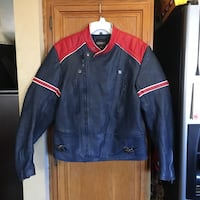 Man's Field sheer motorcycle jacket recently reduced price Palmdale, 93551