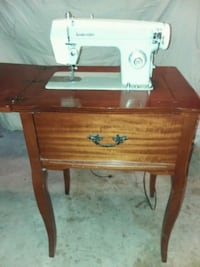 Antique Domestic Sewing Machine Grantville