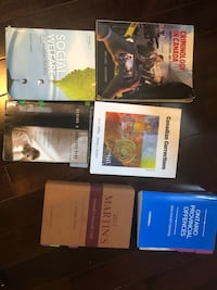 Justice studies textbooks!  Brampton, L6S 5G9
