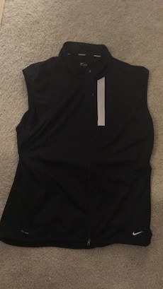 Nike Running Gilet - XXL but fits like an XL