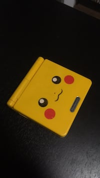 Limited Edition Pikachu Gameboy Sp Toronto, M6H 3S4