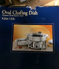 Chafing dishes Alexandria