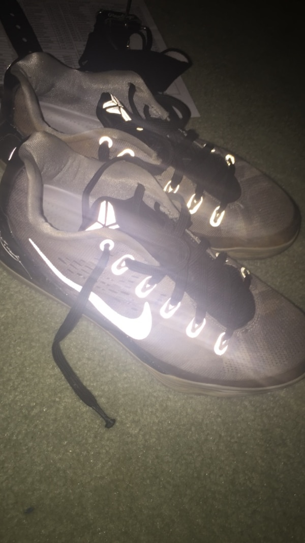8eb0409c9379 Used gray nike kobe 9 basketball shoes for sale in Raleigh - letgo