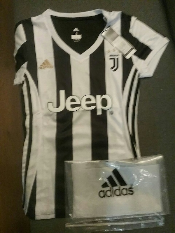 23449c87c62 Used Juventus Official Jersey 17 18 Woman Size S for sale in Toronto ...