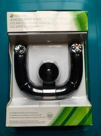 New Wireless Speed Wheel for Xbox 360 Harpers Ferry, 25425