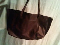 women's brown leather shoulder bag Holts Summit, 65043