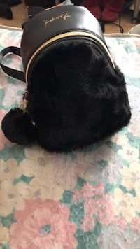Black and brown fur coat Capitol Heights, 20743