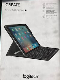 logitech create ipad pro case and keyboard  Greenwood, 19950