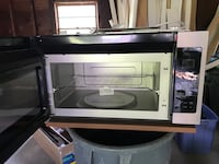 Whirlpoover Microwave - Stainless steel Stratford, 06614