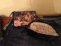 black and red floral leather crossbody bag Dalton