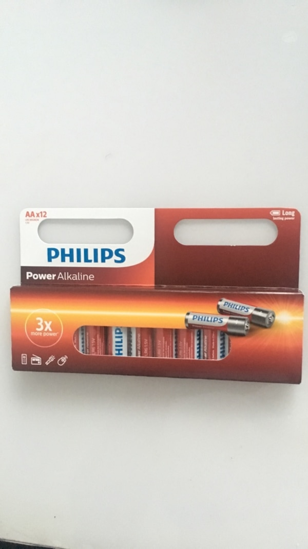 Philips AA-batteri