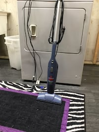 gray Bissell stick vacuum cleaner Wilmot, N3A 4N1