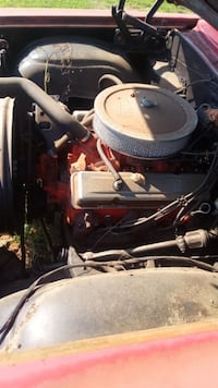 1963 Chevy Impala Coupe Project Car Chapin