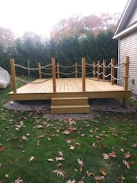 Deck & patio installation East Greenwich