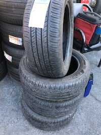 185/55/15 hankook set  Los Angeles, 90003