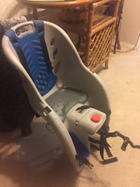 Kid bike seat/back   Oceanside, 92054