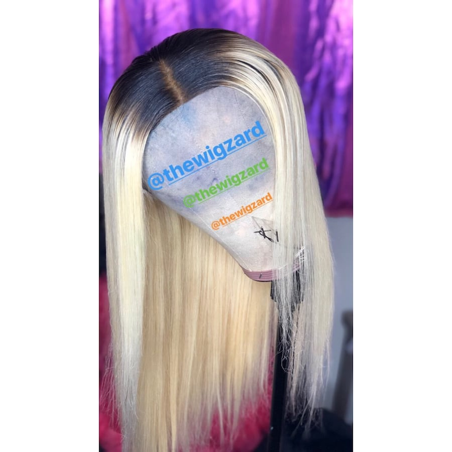 Hair styling Lace Closure Wig