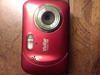 red Fujifilm point-and-shoot camera Totowa, 07512