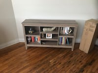 brown wooden 3-layer shelf New Orleans, 70130