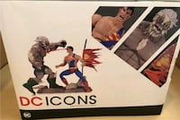 DC Icons Doomsday Death of Superman Deluxe Action  Anaheim