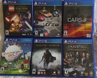 Various Like New PS4 Games - Original Adult Owner   $10 each Firm (no matter how many you buy $10 each)  Porch pick up right around the corner from the Neshaminy Mall Bensalem, 19020