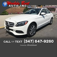 2015 Mercedes-Benz C 300 C 300 Sport Brooklyn, 11203