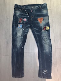 Dsquared2 jeans size 34 Oslo, 0596