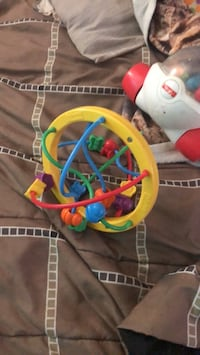 baby's multicolored activity gym Fairfield, 17320