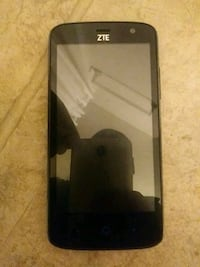 black ZTE android smartphone Carson City, 89703