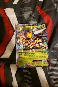 big pokemon card  Manchester, 03109