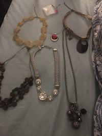 Necklaces 5$ Each! Ottawa, K1B