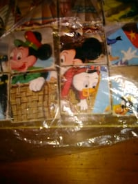 Vintage Mickey mouse blocks Kitchener, N2K 1E9