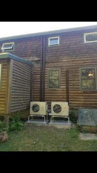 hvac installs, central air, duct work, ductless mini splits, forced hot air(furnace)