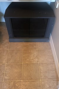 Free tv stand (pick up only) Edmonton, T5E 5Y3