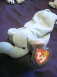 white and yellow animal plush toy Texas City, 77590