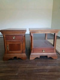two brown wooden side tables Mesa, 85201