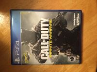 PS4 Call of Duty Infinite Warfare  New Westminster, V3M 4Z8