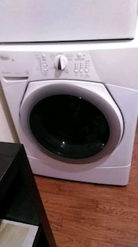 white front load clothes washer Annandale, 22003