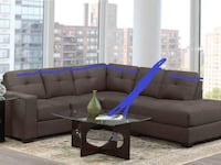 Brand new sectional couch sofa  Hamilton, L8W 3A1