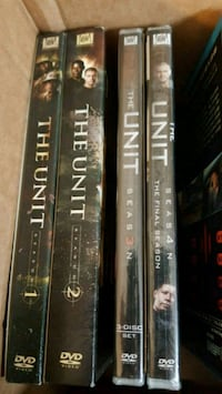 Tv series The Unit Pacific, 98047