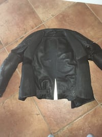 black leather zip-up jacket Rio Rancho, 87124