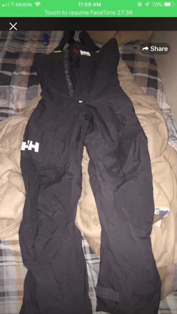Helly suit