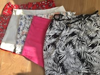 Take 5 for 100 Sexy shorts and skirt size 36 Bergen, 5096