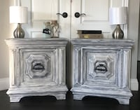 End tables/night stands  Bradford, L3Z 3A4