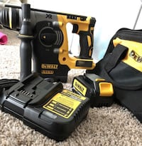 DeWalt XR 20v max rotary hammer never been used League City, 77573
