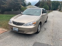 2002 Toyota Camry Lincoln